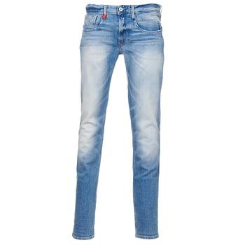 Vêtements Homme Jeans slim Replay ANBAS Bleu clair