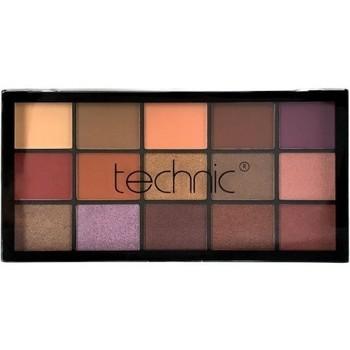 Beauté Femme Palettes maquillage yeux Technic - Peanut Butter & Jelly Palette 15 fards à paupières Multicolor
