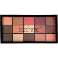 Beauté Femme Palettes maquillage yeux Technic - Sierra Sunset Palette 15 fards à paupières Multicolor