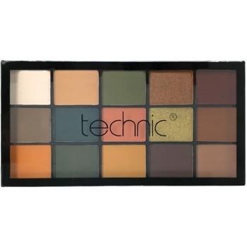 Beauté Femme Palettes maquillage yeux Technic - Shaken Not Stirred Palette 15 fards à paupières Multicolor