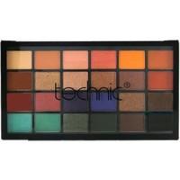 Beauté Femme Palettes maquillage yeux Technic - Trendsetter palette 24 fards à paupières Multicolor