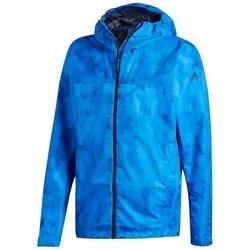 Vêtements Homme Blousons adidas Originals Wandertag Allover Print M bleu