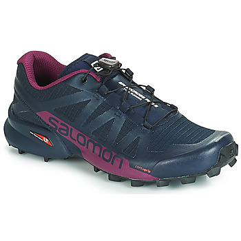 6437cc033acc Chaussures Femme Running / trail Salomon SPEEDCROSS PRO 2 Noir/Violet