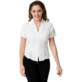 Vêtements Femme Chemises / Chemisiers La Cotonniere CHEMISIER CINTRE 1
