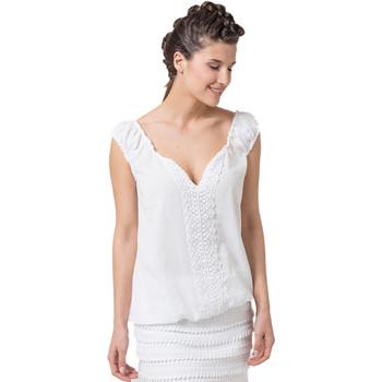 Vêtements Femme Tops / Blouses La Cotonniere TOP DORIANE 1