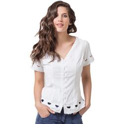 Vêtements Femme Chemises / Chemisiers La Cotonniere CHEMISIER DAISY 1