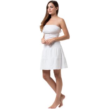 Vêtements Femme Robes courtes La Cotonniere ROBE COURTE SHIRLEY 1