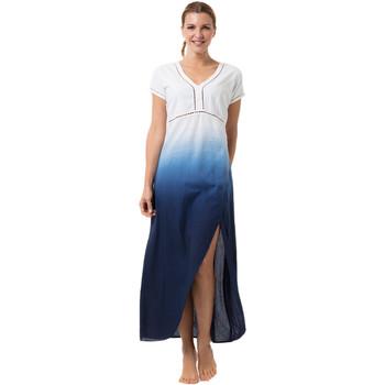 Vêtements Femme Robes longues La Cotonniere ROBE LONGUE PASCALINE Multicolore