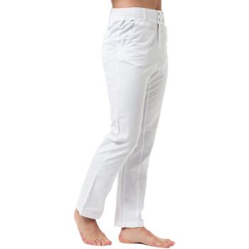 Vêtements Homme Pantalons 5 poches La Cotonniere PANTALON JOSEPH Blanc