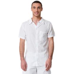 Vêtements Homme Chemises manches courtes La Cotonniere CHEMISE PETITES MANCHES 1