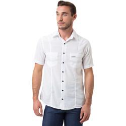 Vêtements Homme Chemises manches courtes La Cotonniere CHEMISE BARCELONE 1