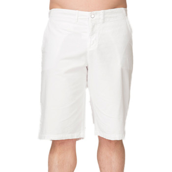 Vêtements Homme Pantacourts La Cotonniere BERMUDA FIDJI Blanc