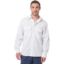 Vêtements Homme Chemises manches longues La Cotonniere CHEMISE SYDNEY 1