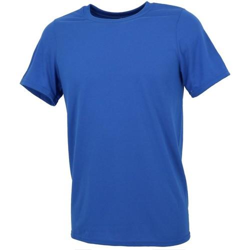 Vêtements Homme T-shirts manches courtes Gildan Performanceroyal mc Bleu moyen
