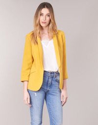 Vêtements Femme Vestes / Blazers Betty London IOUPA Jaune