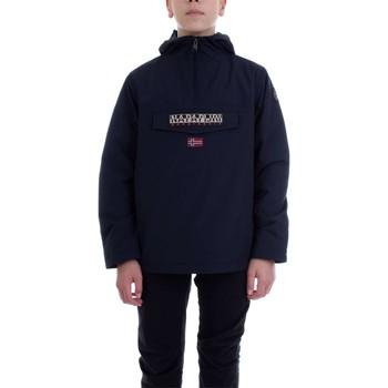 Vêtements Enfant Blousons Napapijri NOYGY9 Bleu marine