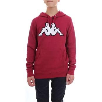 Vêtements Enfant Sweats Kappa 3032BY0 Rouge-Blanc-Noir