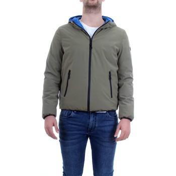 Vêtements Homme Blousons F--K IFKM5001S Vert militaire / Royal