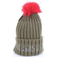 Accessoires textile Enfant Bonnets Napapijri NOYJ9W Vert sauge