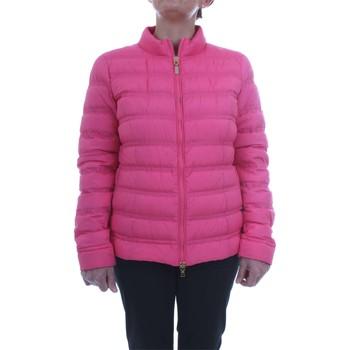Vêtements Femme Doudounes Geospirit GED0735 fuchsia