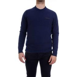 Vêtements Homme Pulls Woolrich WOMAG1802 Pull homme bleu bleu