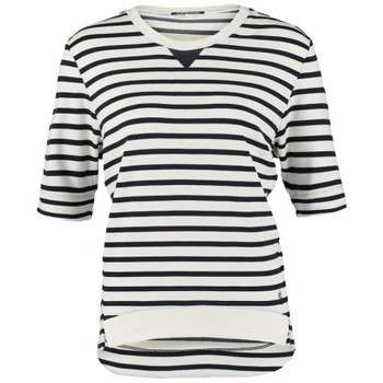 Vêtements Femme T-shirts manches longues G-Star Raw T-Shirt ISYD Milk