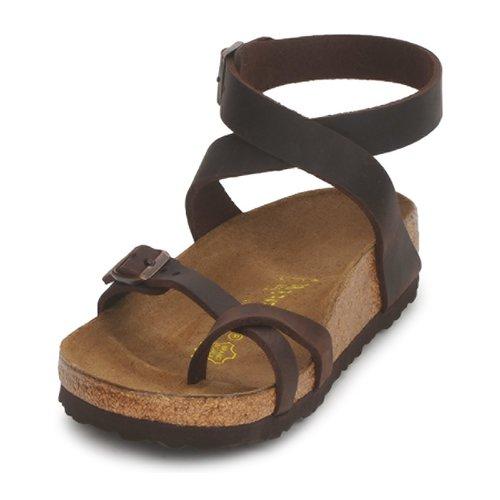 Premium Femme Marron Birkenstock Yara Sandales Et Nu pieds 4cR5AjL3qS