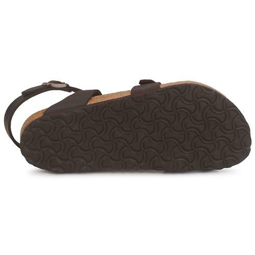 Yara Premium pieds Birkenstock Femme Et Sandales Nu Marron 9HED2WI