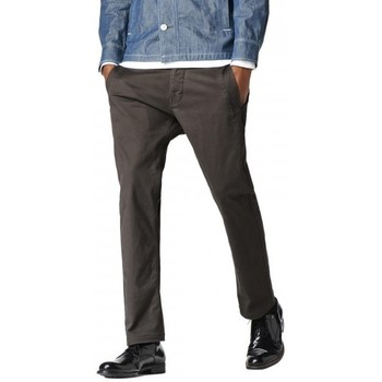 Vêtements Homme Pantalons 5 poches G-Star Raw Pantalon Chino  Valdo Bronson Slim Raven
