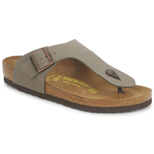 birkenstock ramses gris livraison gratuite avec chaussures tongs homme 59 99. Black Bedroom Furniture Sets. Home Design Ideas
