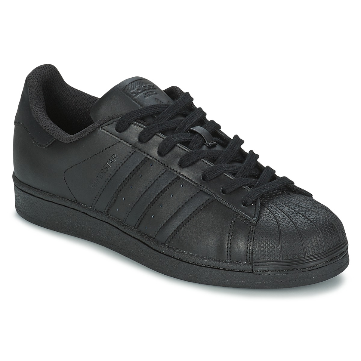 adidas Originals SUPERSTAR FOUNDATIO Noir