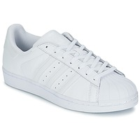 Chaussures Homme Baskets basses adidas Originals SUPERSTAR FOUNDATIO Blanc