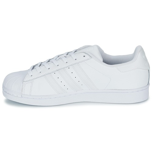 Basses Adidas Baskets Superstar Foundatio Originals Blanc c4AjLq3R5S