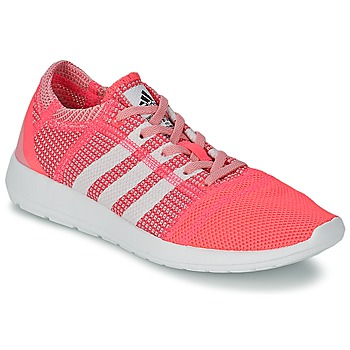 Chaussures Femme Baskets basses adidas Performance ELEMENT REFINE TRIC Rose