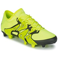 Chaussures Homme Football adidas Originals X 15.1 FG/AG Jaune