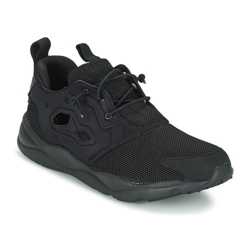 reebok classic furylite noir chaussures baskets basses homme 67 80. Black Bedroom Furniture Sets. Home Design Ideas