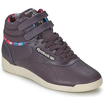 Basket montante Reebok Classic F/S HI GEO GRAPHICS Violet 350x350