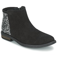 Chaussures Fille Boots Acebo's MERY Noir