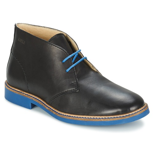 Aigle DIXON MID 3 Noir - Livraison Gratuite avec - Chaussures Boot Homme