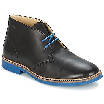 Bottines / Boots Aigle DIXON MID 3 Noir 350x350