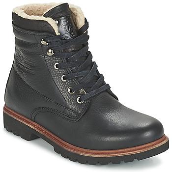 Bottines / Boots Panama Jack PANAMA Noir 350x350