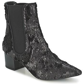 Bottines / Boots RAS ANAHI Noir 350x350