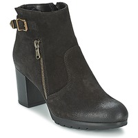 Chaussures Femme Bottines Samoa FINOLER Noir