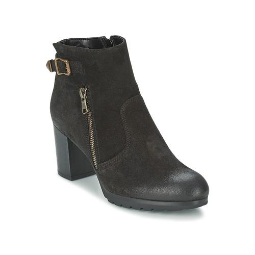 Bottines / Boots Samoa FINOLER Noir 350x350