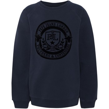 Vêtements Enfant Sweats Pepe jeans Sweat Enfant Aidan Jr Deep Sea