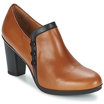Bottines / Boots Hispanitas ARLENE Marron 350x350