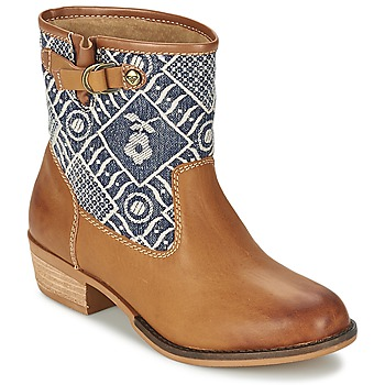 Chaussures Femme Boots Roxy CLYDE Marron