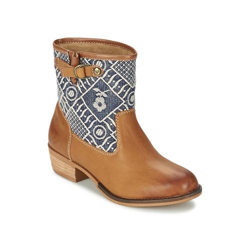 Bottines / Boots Roxy CLYDE Marron 350x350
