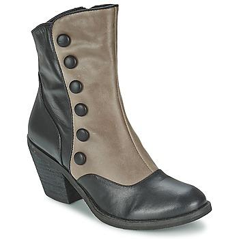 Bottines / Boots Lola Ramona GRINGO Gris 350x350