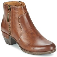 Chaussures Femme Low boots Pikolinos ROTTERDAM MILI 902 Marron